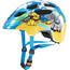 UVEX Finale Junior - Casco de bicicleta Niños - Small azul/Multicolor
